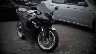6. 2007 Kawasaki  ZX6R  - Gone In 60 Seconds Style.