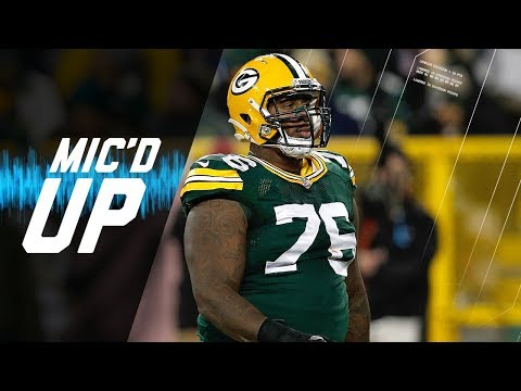 Video: Mike Daniels Mic'd Up vs. Buccaneers