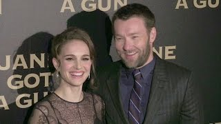 Nonton Natalie Portman And Joel Edgerton At Jane Got A Gun Premiere In Paris Film Subtitle Indonesia Streaming Movie Download