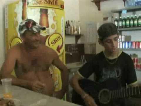 Visual e Juarley cantando Maluco em Pureza (Maluco Beleza)