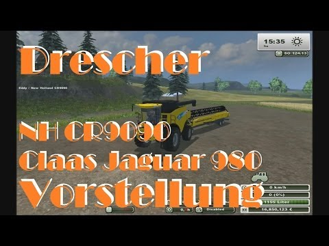 New Holland CR 9090 v3.0 Special Dirt