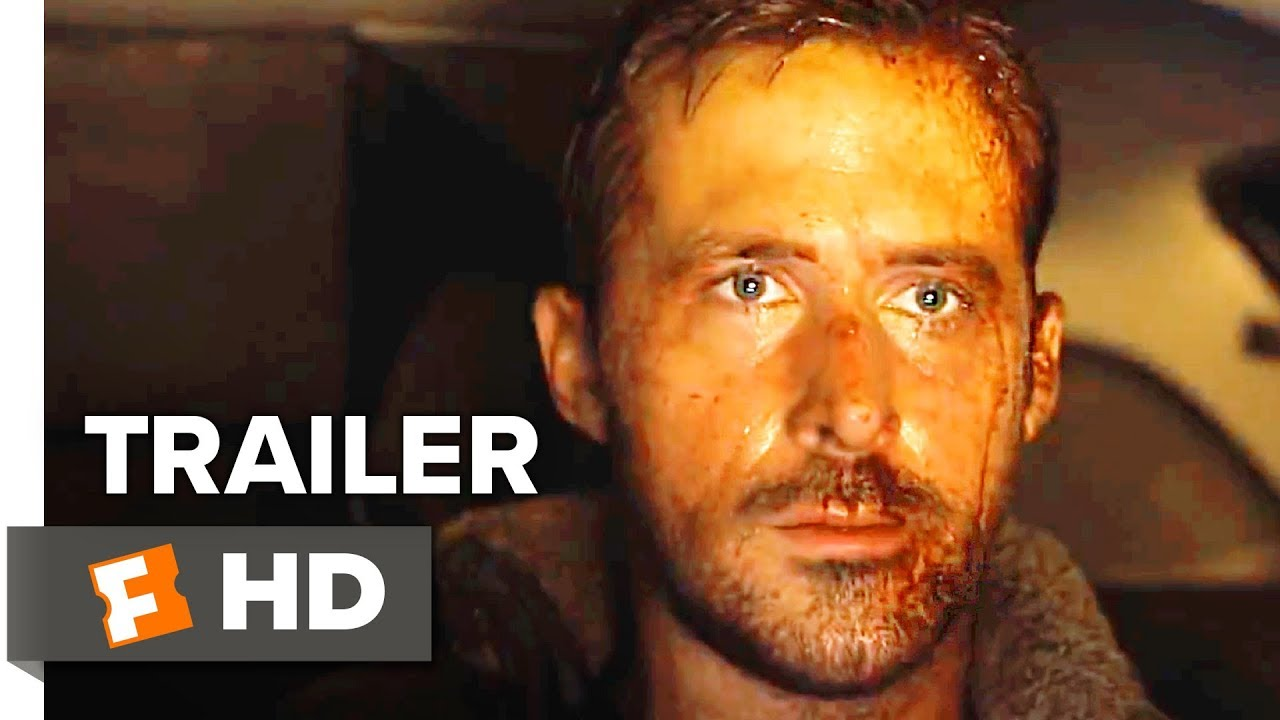 No one Can Out Run the Truth. Watch Harrison Ford & Ryan Gosling in 'Blade Runner 2049' with Ensemble Cast