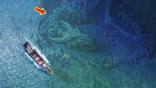 Video 10 Most Unbelievable Things Found Underwater MP3, 3GP, MP4, WEBM, AVI, FLV Januari 2019