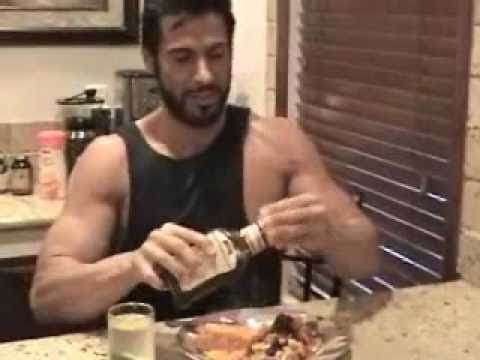 Bodybuilding Diet  (Meal Four)