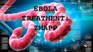Ebola Treatment Zmapp