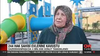 Hayaller Gerçek Oldu Hak Sahipleri Evlerine Kavuştu - Cnn Türk