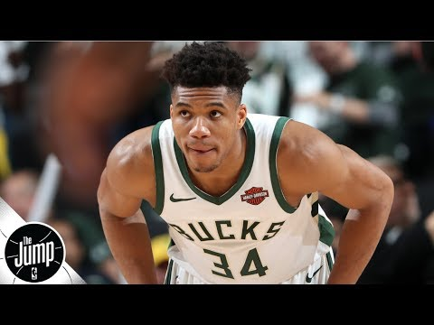 Video: Giannis can become most talented player ever if he develops a jumper – Dave McMenamin | The Jump