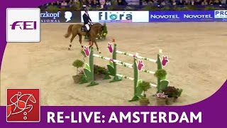 Re-Live - FEI Grand Prix Jumping - Amsterdam 2015