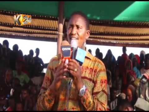 3 Laikipia Gubernatorial aspirants step down in favor of Former MP, Nderitu Mureithi