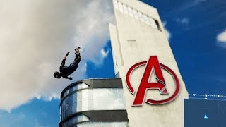 Video Finding The Avengers Tower In Spider-man (PS4) MP3, 3GP, MP4, WEBM, AVI, FLV Oktober 2018