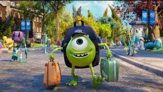 Monsters University Japanese Trailer