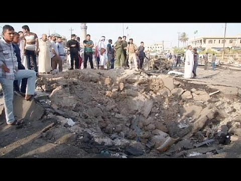 Ιράκ: Τυφλό χτύπημα σε πολυσύχναστη αγορά – 120 νεκροί