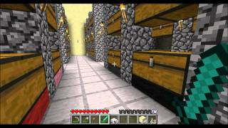 Minecraft Building with BdoubleO - Episode 74 - Burnin' machine....INSTALLED