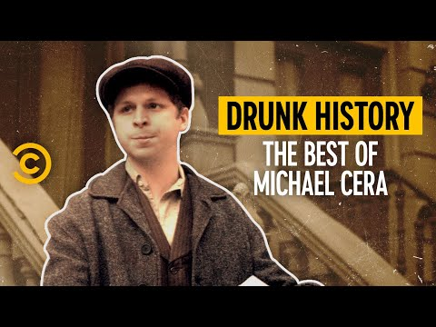 The Best of Michael Cera - Drunk History