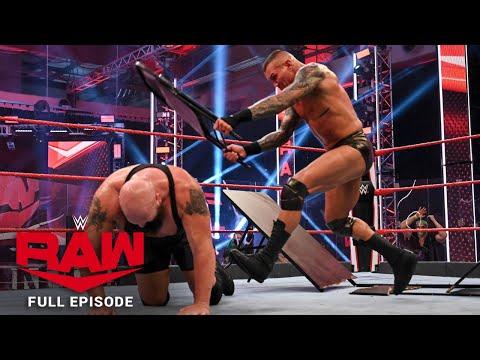 WWE Raw Full Episode, 20 July 2020
