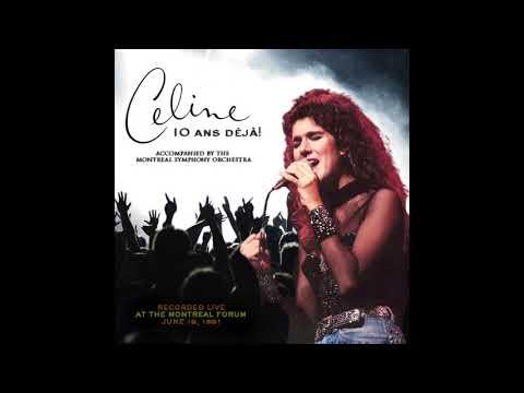 Celine Dion - Mélanie (10 Ans Déjà)