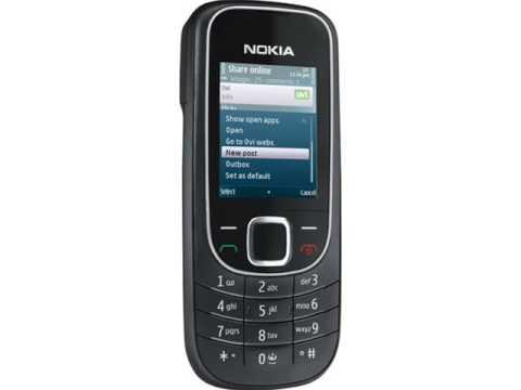 Nokia 2323 Classic and 2330 Classic