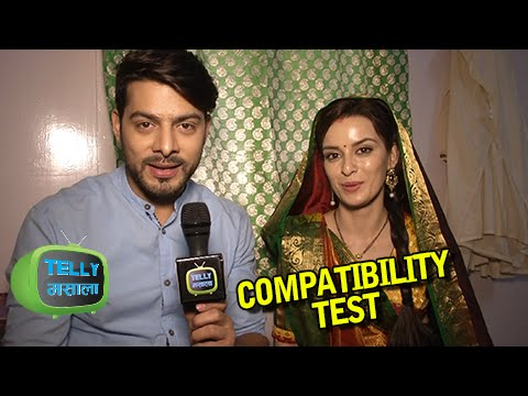 Compatibility Test Of Karam And Ekta | Mere Angne