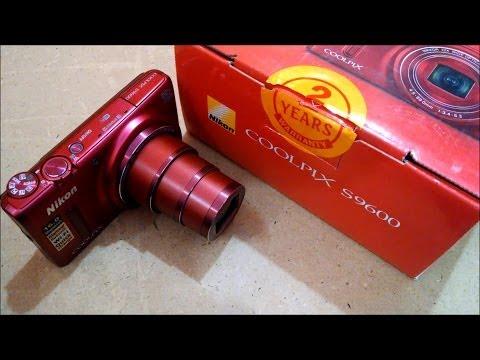 Nikon Coolpix S9600 Review