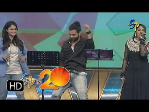 Sri-Ramachandra-Ranina-Reddy-Suchitra-Performance--Angelina-Song-in-Nellore-ETV-20-Celebrations