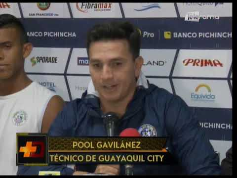 4 jugadores fueron renovados en Guayaquil City hasta el 2023