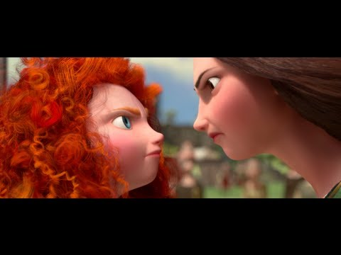 Disney Pixar's Brave - Full Trailer HD