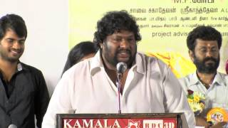 Music Director Srikanth Deva talks about his upcoming  Movie Velmurugan Borewells