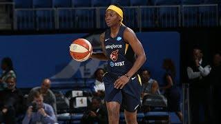 Erica Wheeler Notches Season-High 28 PTS Against Chicago by WNBA