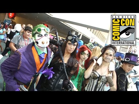 cosplay - Best Cosplay - Comic Con 2014 Subscribe Now! ▻ http://bit.ly/SubClevverMovies A look at some of the best cosplay at the 2014 San Diego Comic Con. For More Clevver Visit: Like us on Facebook:...