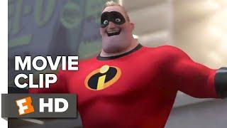 Video Incredibles 2 Movie Clip - The Underminer Has Escaped (2018) | Movieclips Coming Soon MP3, 3GP, MP4, WEBM, AVI, FLV Juni 2018