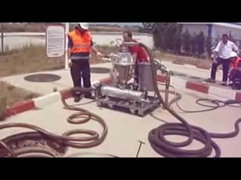 Yakıt Tankı Temizliği – (Non-toxic petrol station tank cleaning – no-waste)