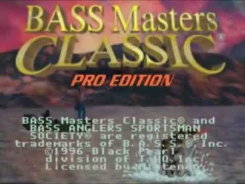 The Black Bass : Lure Fishing Game Boy