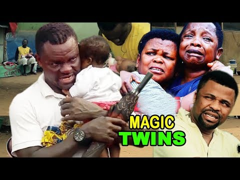 MAGIC TWINS 2 - 2018 New/Latest Nigerian Movie Full HD