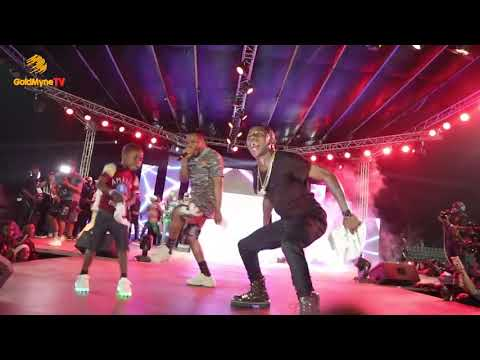 MR REAL'S PERFORMANCE AT SMALL DOCTOR'S OMO BETTER CONCERT 2018
