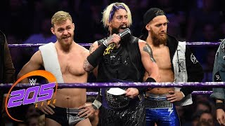 Nonton Enzo Amore Welcomes The U K  Championship Division To Film Subtitle Indonesia Streaming Movie Download