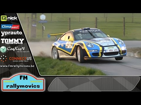 TAC rally 2015 | SHAKEDOWN | Mistakes & Onboard [HD]