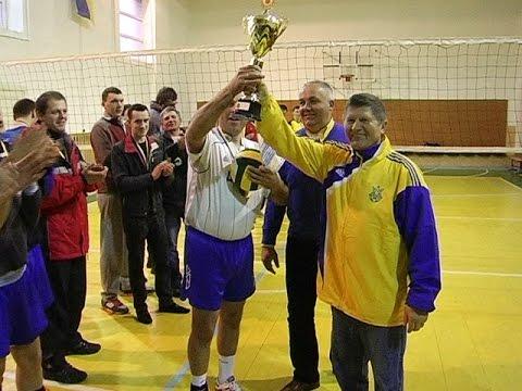 Коломийщина отримала чемпіона з волейболу серед чоловіків