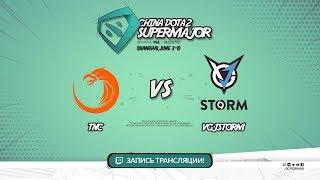 TNC vs VGJ.Storm, Super Major, game 2 [Lum1Sit, Smile]