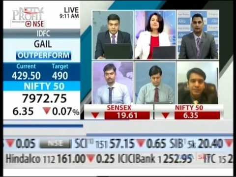 NDTV Profit Opening Fire, 23 Dec 2016 - Mr. Mayuresh Joshi, Angel Broking