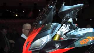 6. 2013 new Aprilia Caponord 1200 first photo compilation