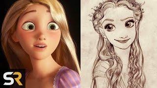 Video 10 Secret Disney Origins That They Kept From Us MP3, 3GP, MP4, WEBM, AVI, FLV Januari 2019