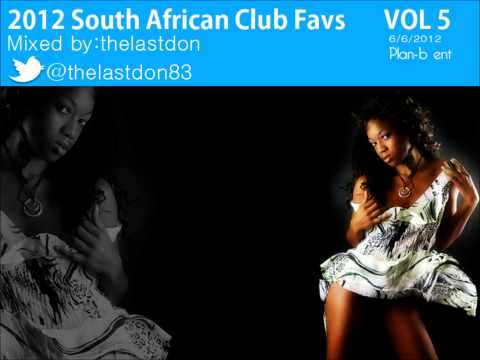 South African house Club Mix June 2012