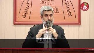 AKP'nin çatısı altına giren hoca ve cemaatlere Alparslan K...