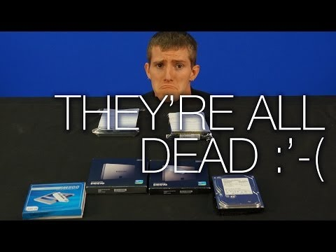 How To Tell If Your Hard Drive is Failing - Tech Tips