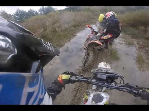 Fall Enduro Season ?| Honda Xlr 125| Ktm Exc 250 | Fails , Fun and more !