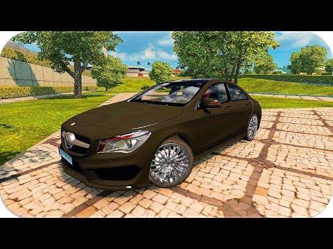 Mercedes Benz CLA [1.27.x]