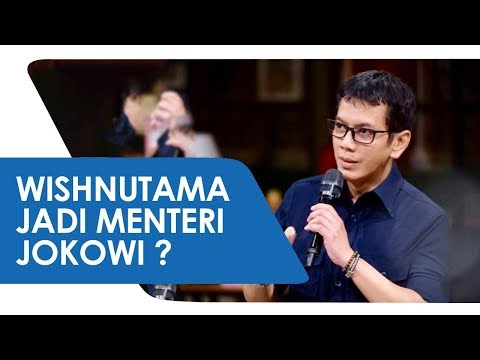 Bos NET TV Hadiri Undangan ke Istana Merdeka, Wishnutama Kandidat Menteri Kabinet Jokowi ?
