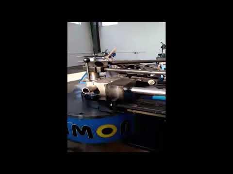 Бездорновый трубогибочный станок AMOB MDH CN1-90 2014