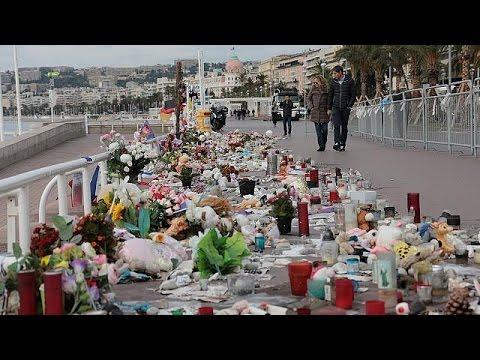 Η Γαλλία «δεν ξεχνά» τα θύματα του μακελειού της Νίκαιας