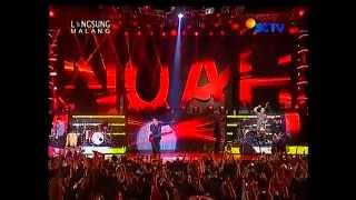 Video NOAH FEAT YOYO PADI (khayalan tingkat tinggi live MALANG) MP3, 3GP, MP4, WEBM, AVI, FLV September 2018